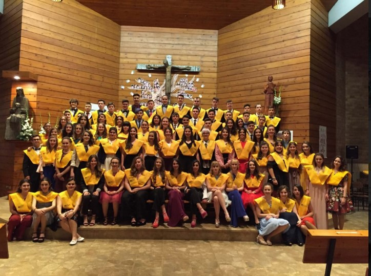 Colegio San Viator Vitoria-Gasteiz Launches 50th Anniversary Year