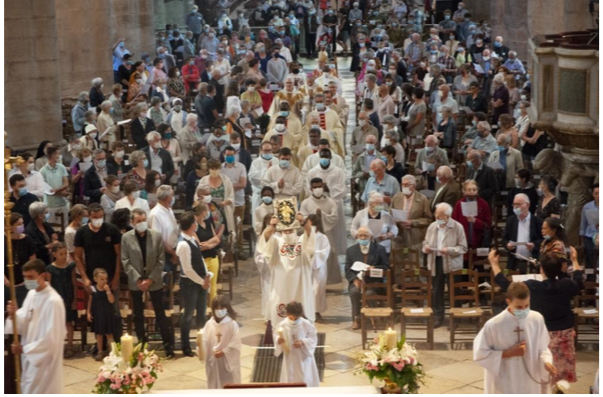 Ordinations in France Radiate Great Joy