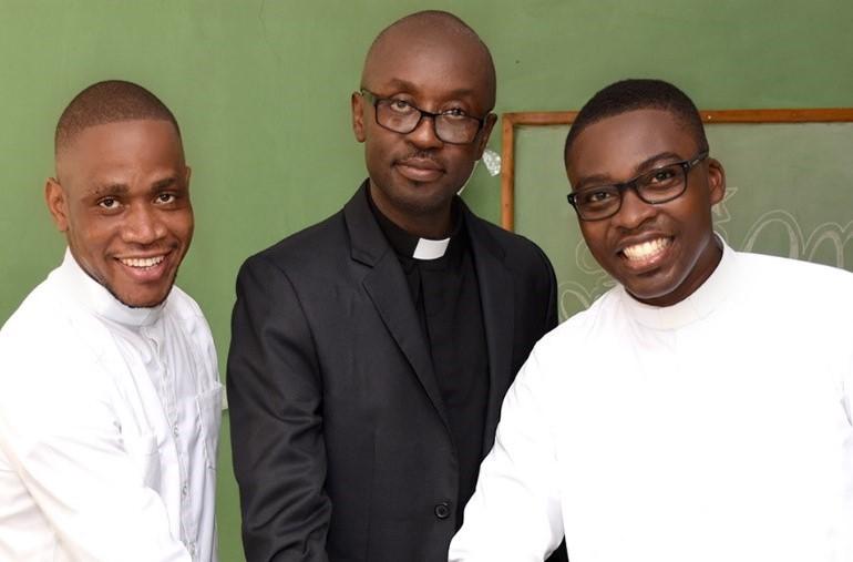 Las nuevas profesiones religiosas en Haití son motivo de gran alegría