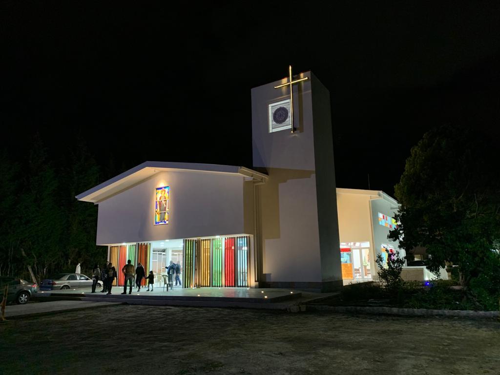 La Parroquia de San Viator en Bogotá está a punto de ser terminada